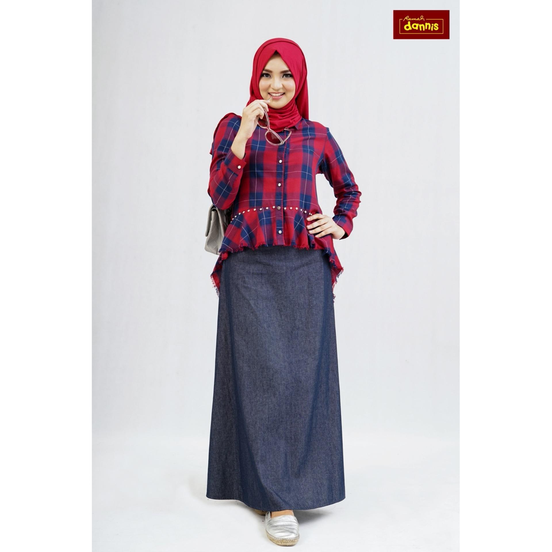 Busana Muslim Dannis Terbaru 2019 Baju Busana Muslim Pria Wanita