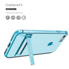 Untuk iPhone 7 Case NILLKIN TPU Transparan Lembut Case untuk iPhone 7 Yg Tahan Pukulan 2nd Case Merek Penutup Belakang dengan Paket Ritel (Putih) -Intl