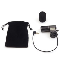 SG-107 Professional Gun-type Microphone for Camera DV Camcorder - intl