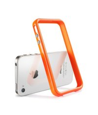 Spigen iPhone 4s Linear Ex Color - Solaris Orange
