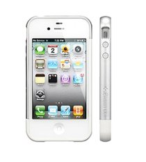 Spigen iPhone 4s Linear Ex Meteo - Infinity White