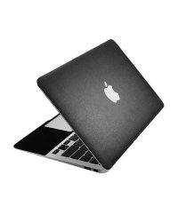 Spigen Mac 15 Laptop Skin Cover Leather Deepblack Sgp Diskon 30