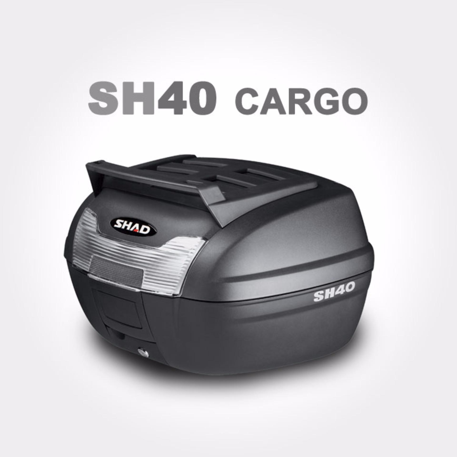 Jual Shad Sh40 Cargo Box Motor Shad Branded