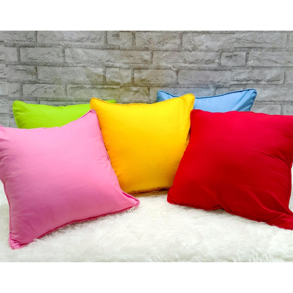 Shafiyyah Sarban 1 Set 5 Pcs Sarung Bantal Sofa Kursi 40X40 Cm Original