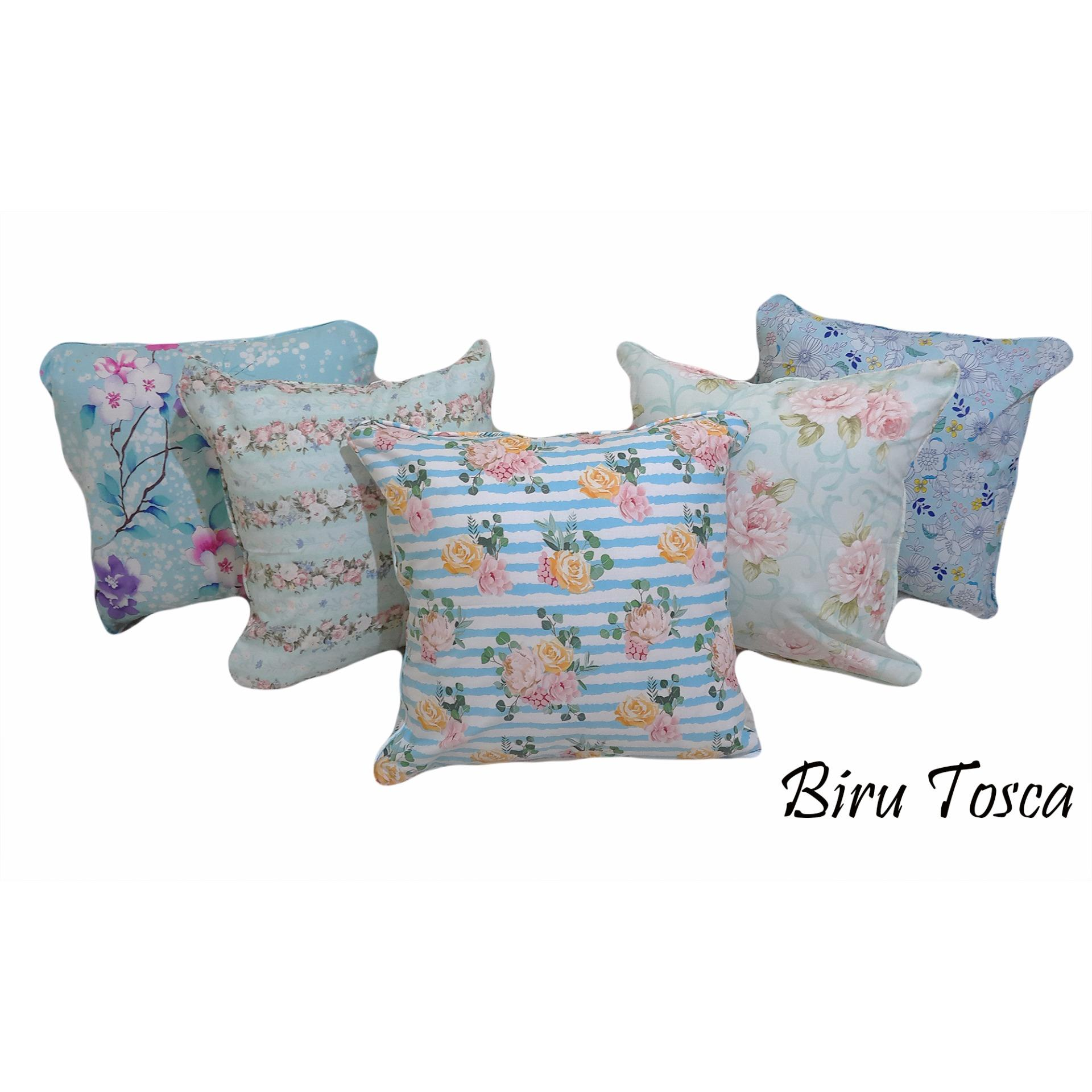 Toko Shafiyyah Sarban 1 Set 5 Pcs Sarung Bantal Sofa Kursi 40X40 Cm Terdekat
