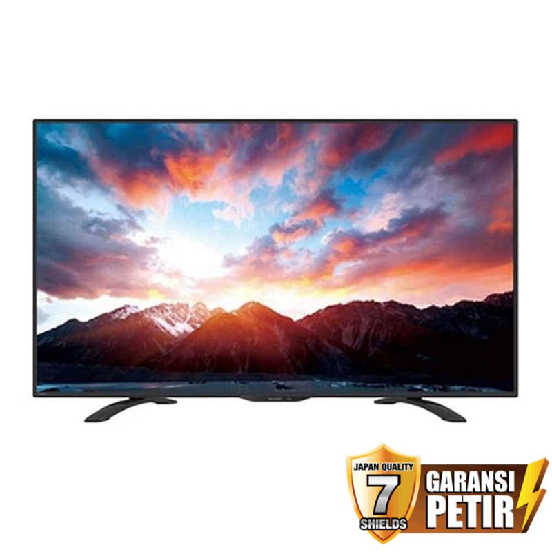 [Gratis ongkos kirim pada 11.11] Sharp 32 inch LED HD TV - Hitam (Model LC-32LE185i)