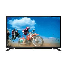 Sharp 32 inch LED HD USB TV - Hitam (Model LC-32LE180i)