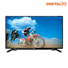 Sharp 40 inch LED Digital Full HD TV - Hitam (Model LC-40LE295i)