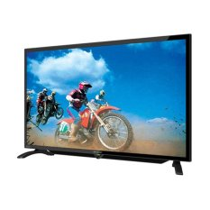 Dimana Beli Sharp 40 Inch Led Hd Tv Hitam Model Lc 40Le185I Sharp