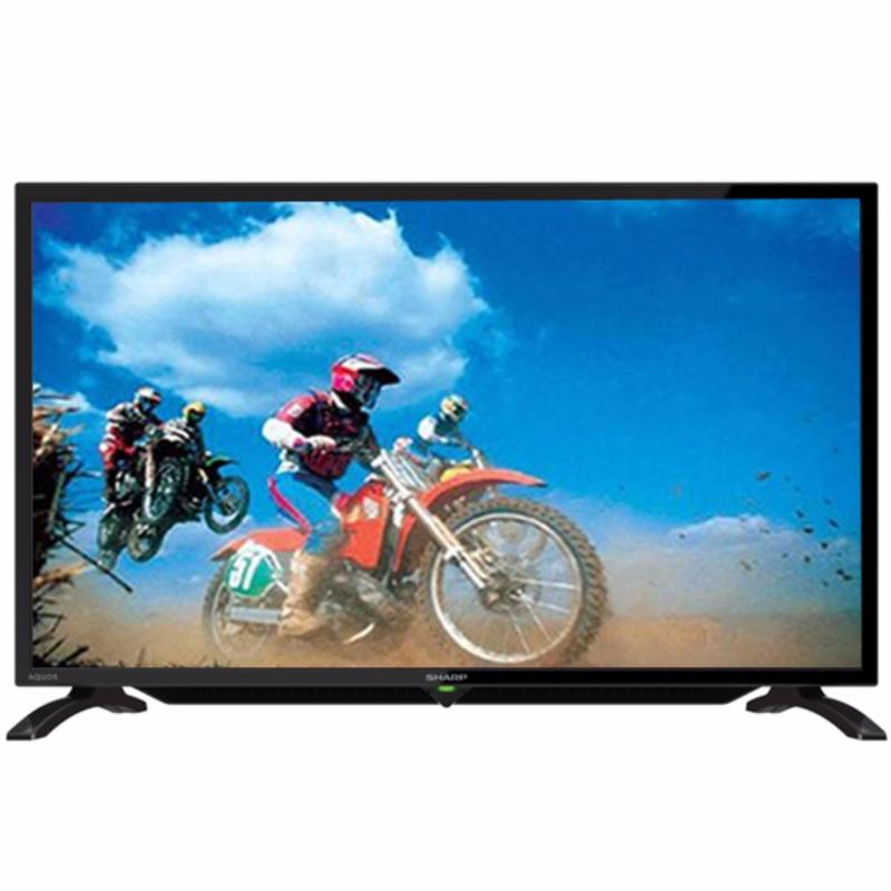 Sharp - LC-32LE295i AQUOS LED 32 Digital TV (DVB-T2)- Khusus JABODETABEK