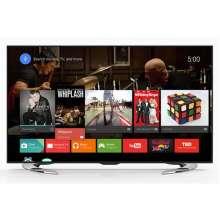 "... Sharp LC-50UE630 Aquos Android LED TV 50"" - Hitam - Khusus Jabodetabek"