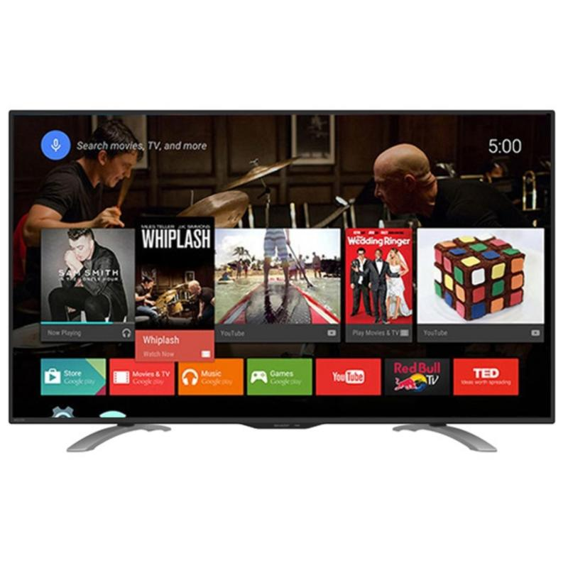 Sharp LC-60LE580 Aquos Full HD Android LED TV 60  - Hitam - Khusus Jabodetabek