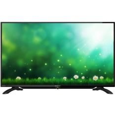 Sharp LED TV 40 Inch LC-40LE185I USB Movie - Hitam - Khusus JADETABEK