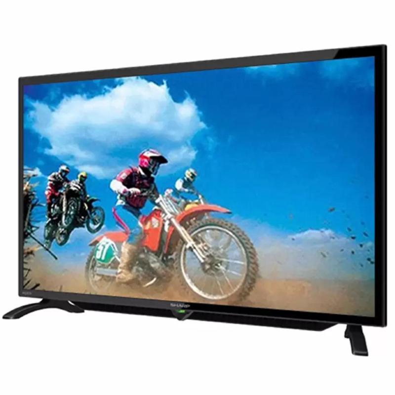 Sharp - LED TV 40 LC-40LE185I - Hitam (FREE DELIVERY KOTA BANDUNG & KOTA CIMAHI)