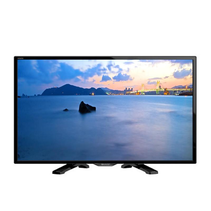 Sharp LED TV HD Ready 24 24LE170i - Hitam - Khusus Jabodetabek