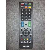 Beli Sharp Remote Tv Led Lcd Universal Hitam Kredit