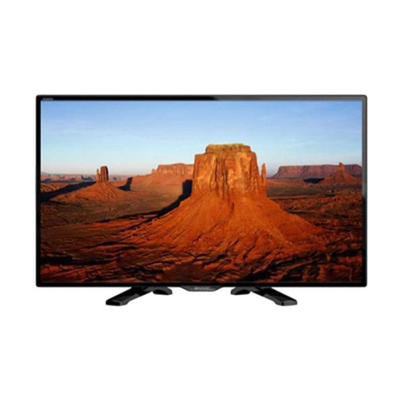 SHARP TV LED 24 inch - LC-24LE175 FREE ONGKIR KHUSUS JADETABEK