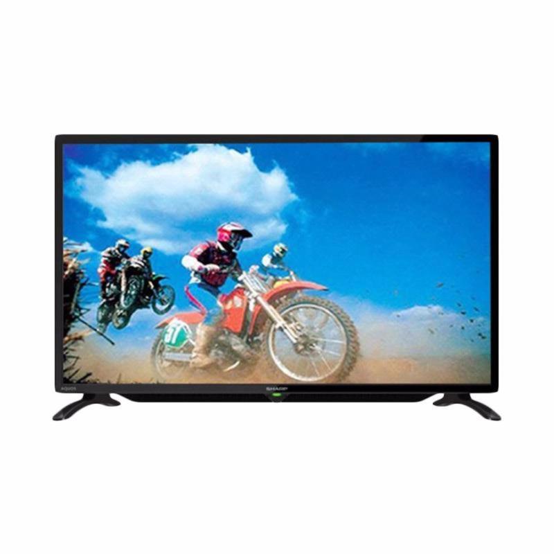 Sharp - TV LED 32 LC-32LE180i - Hitam