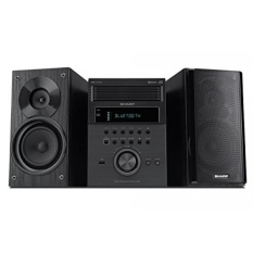 Tajam XL-BH250 Tajam 5-Disc Micro Rak Sistem Speaker dengan Bluetooth-Intl