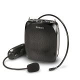 Harga Shidu Amplifier 10 Watt Uhf Wireless Dengan Headset Ikat Pinggang Leheruntuk Guru Pemandu Wisata Pelatihan Pertemuan Mendukung Perekaman Kartu Tf Mp3 Format Audio Warna Hitam Online