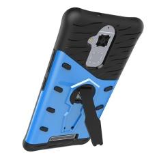 Tahan Guncangan Phonecase Belakang Dudukan Phonecover Bagus Sarung Untuk Asus Zenfone 3 Max ZC520TL (5.2)-Intl