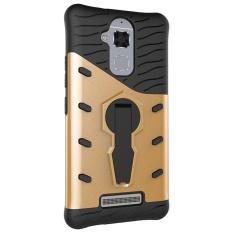 Tahan Guncangan Phonecase Back Holder Phonecover Bagus Case untuk ASUS Zen Fone 3 Max ZC520TL (5.2)-Intl