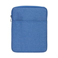 Shockproof Tablet Sleeve Pouch Bag untuk IPad Air 1/2 Pro (Biru)-Intl