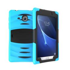 Taoyi Shockwave PC + Silicone DROP Case untuk Samsung Galaxy Tab 3 Lite 7 Inch T110/111 (Light Biru) -Intl