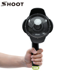 Spesifikasi Shoot 4 Inci Diving Underwater Lens Hood Transparan Kubah Lensa Housing Dome Port Untuk Yi 1 Sport Kamera Underwater Fotografi Lengkap Dengan Harga