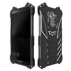 SHUNJIA Bat Style Premium Aluminum Metal Bumper Frame Shockproof Case For Huawei Mate 8 - intl