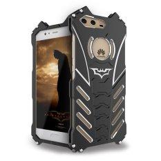 SHUNJIA Bat Gaya Premium Aluminium Metal Bumper Frame Shockproof Case untuk Huawei P10 Plus-Intl