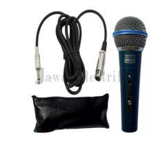 Harga Shure Beta 58A Sk On Off Microphone Vocal Kabel Shure Online