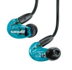 Jual Shure Earphone Se215 Spe Biru Online