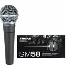 Toko Shure Mic Kabel Sm 58A Kabel Suara Bagus Lengkap