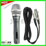 Beli Shure Mic Kabel Shure Sh 98M Profesional Microphone Cable Pake Kartu Kredit