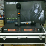 Beli Shure Microphone Mic Wireless Blx 5C Beta 58 Handheld Pake Kartu Kredit