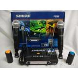 Jual Shure Pgx 88 Mic Wireless Microphone Wireless Shure Hitam Termurah