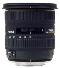 Sigma 10-20mm F4-5.6 EX DC HSM untuk Sony