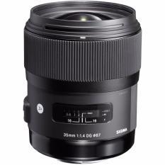 Sigma 35mm F1.4 DG HSM I Art For Nikon