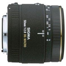 Sigma 50mm F2.8 EX DG Macro untuk Nikon