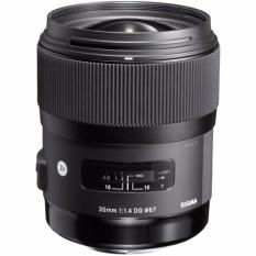 Sigma For Canon 35mm f/1.4 DG HSM  ART
