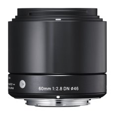 Harga Sigma Lens 60Mm F 2 8 Dn A For Sony Hitam Sigma Baru
