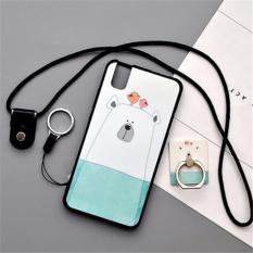 Silica Gel Soft Casing Ponsel untuk Huawei Honor 7i (Multicolor)-Intl