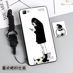 ... Phone Case for OPPO A57/ OPPO A39 with a Rope and a. Source · Silica Gel Soft Casing Ponsel untuk VIVO Y37 dengan Tali dan Ring ( Multiwarna)