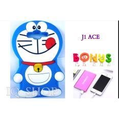Spesifikasi Silicon 3D Kartun Doraemon Softcase Casing For Samsung Galaxy J1 Ace Free Power Bank Samsung Slim Terbaik