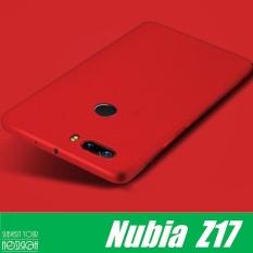 Silikon Case Luxury Phone Back Cover untuk Nubia Z17 Matte Soft Anti-Knock Shockproof Kasus Telepon-NOZIROH- INTL
