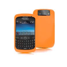 Kasus Silikon For Blackberry Curve 8900 (oranye)-Internasional