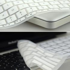 Keyboard Silikon Penutup Kulit untuk Apple MacBook Pro Air Mac Retina 13.3 Wh-Intl