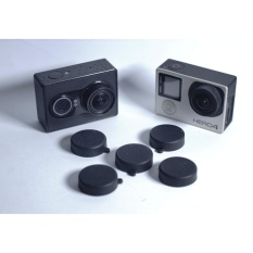 Silicone Lens Cap For Action Cam Xiaomi Yi, Xiaomi Yi 4K, Gopro, Bpro, SjCam, Kogan