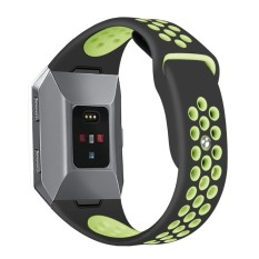 Review Toko Silicone Rubber Sports Wristband Strap For Fitbit Ionic Smart Watch Intl Online